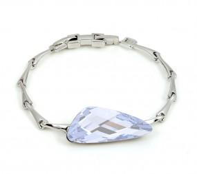 """Armband """"Chloe hellblau"""""""