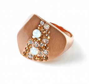 "Ring ""Hannah Rosé"""