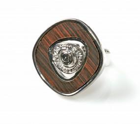 "Ring ""Holz 02"""