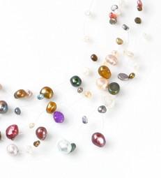 "Perlenkette ""Nicole"""