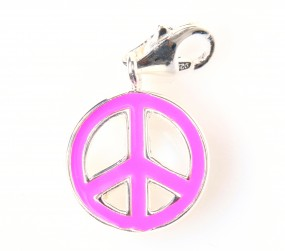 """Charms Anhänger """"Peace"""""""