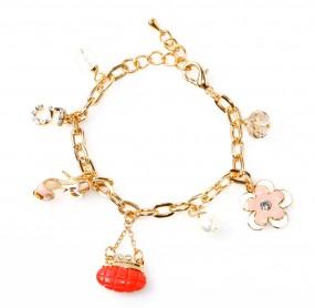 "Armband ""Stiletto Rosé"""