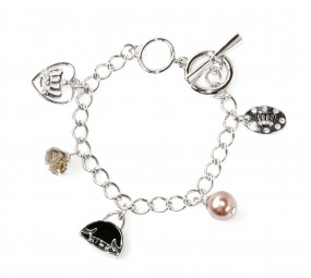"Armband ""Princess"" - in 3 Farben"